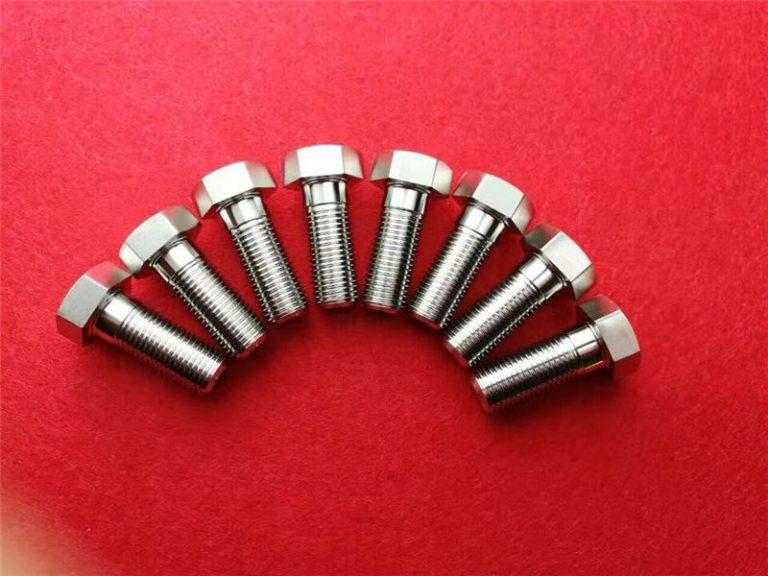 स्टेनलेस stee304 क्लिनिक पेंच / हेक्सागोन हेड बोल्ट एसएस 304 ट्रस हेड बोल्ट