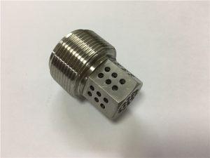 Gr5 टाइटेनियम शिकंजा और औद्योगिक के लिए फास्टनरों