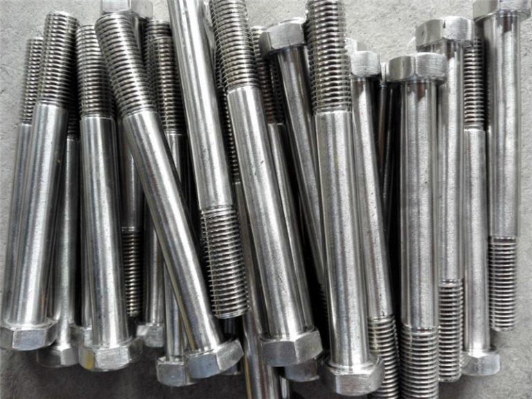अंडेल 600 दीन 2.4816 निकल बोल्ट निर्माण मशीनरी कीमत