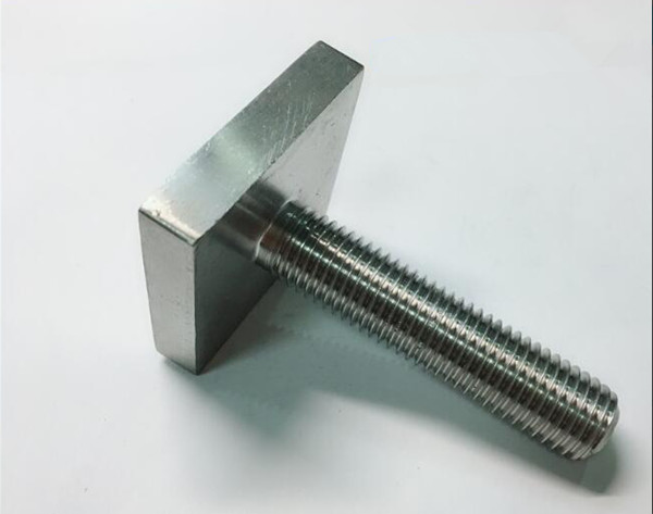 निकल सहयोग monel400 वर्ग बोल्ट बांधनेवाला पदार्थ uns n04400