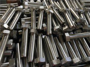 No.100 प्रोफेशनल A-286 मिश्र धातु बोल्ट बोल्ट के लिए