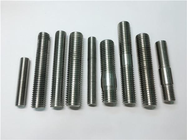 मिश्र धातु 718 / 2.4668 थ्रेड रॉड, स्टड बोल्ट फास्टनर din975 / din976