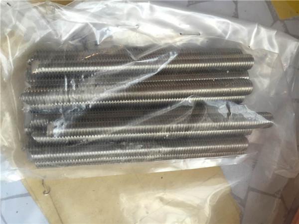 दीवार बढ़ते के लिए स्टेनलेस स्टील aisi316 a4 रासायनिक लंगर