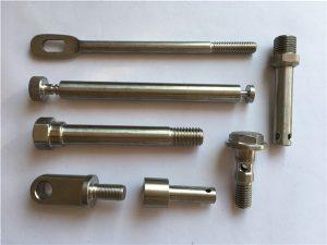 No.42-recision स्टेनलेस फास्टनरों सीएनसी टर्निंग धातु फास्टनरों
