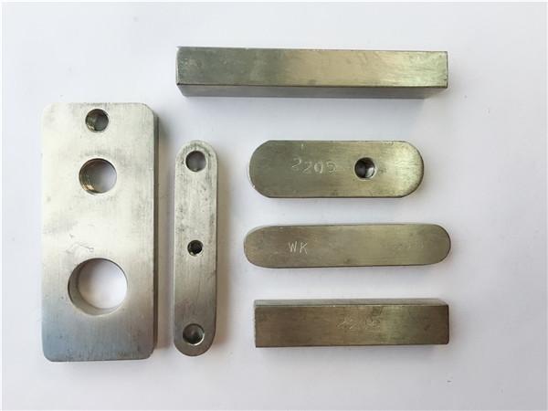 नवीनतम मानक din6885a समानांतर कुंजी द्वैध 2205 शाफ्ट कुंजी