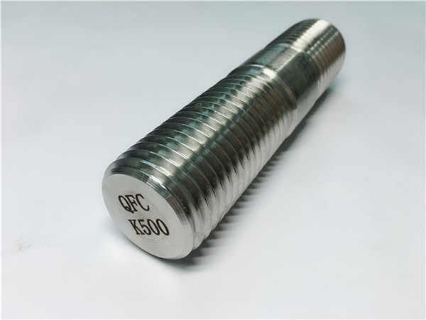 monel k500 थ्रेडेड रॉड