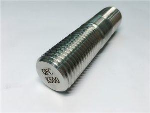 No.62-मोनेल K500 थ्रेडेड रॉड