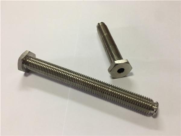 टाइटेनियम फास्टनरों आपूर्तिकर्ताओं ti6al4v gr5 टाइटेनियम व्हील बोल्ट या अन्य हार्डवेयर की बिक्री