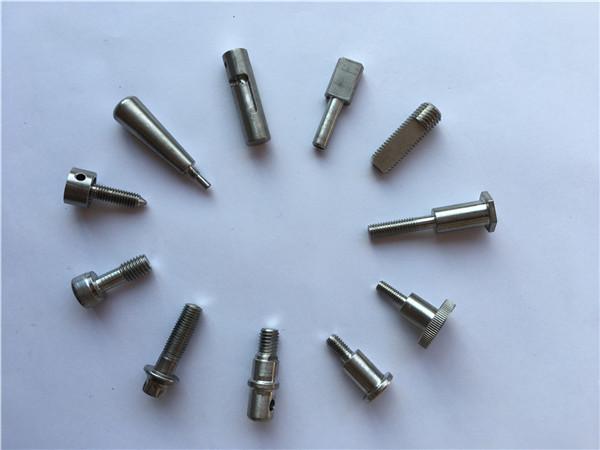 कारखाने की आपूर्ति सीएनसी मोड़ भागों टाइटेनियम मिश्र धातु भागों