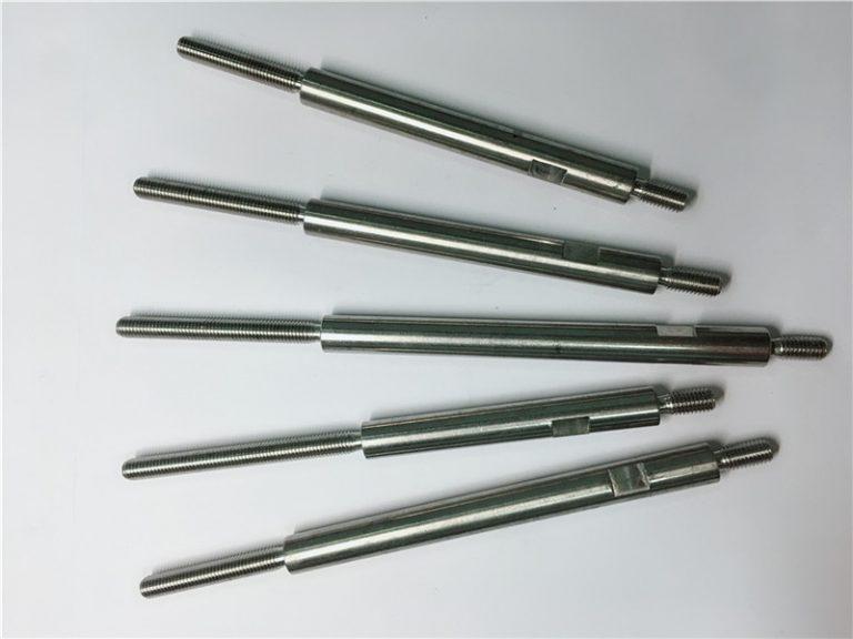 सीएनसी परिशुद्धता मशीनिंग स्टेनलेस स्टील पिरोया फास्टनरों