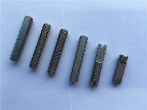 चीन में उत्कृष्ट गुणवत्ता पूर्ण धागा टाइटेनियम वेल्ड बोल्ट स्टेनलेस